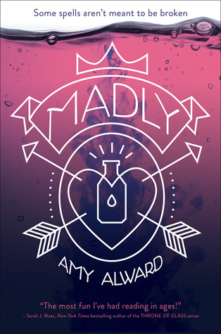 Madly book cover