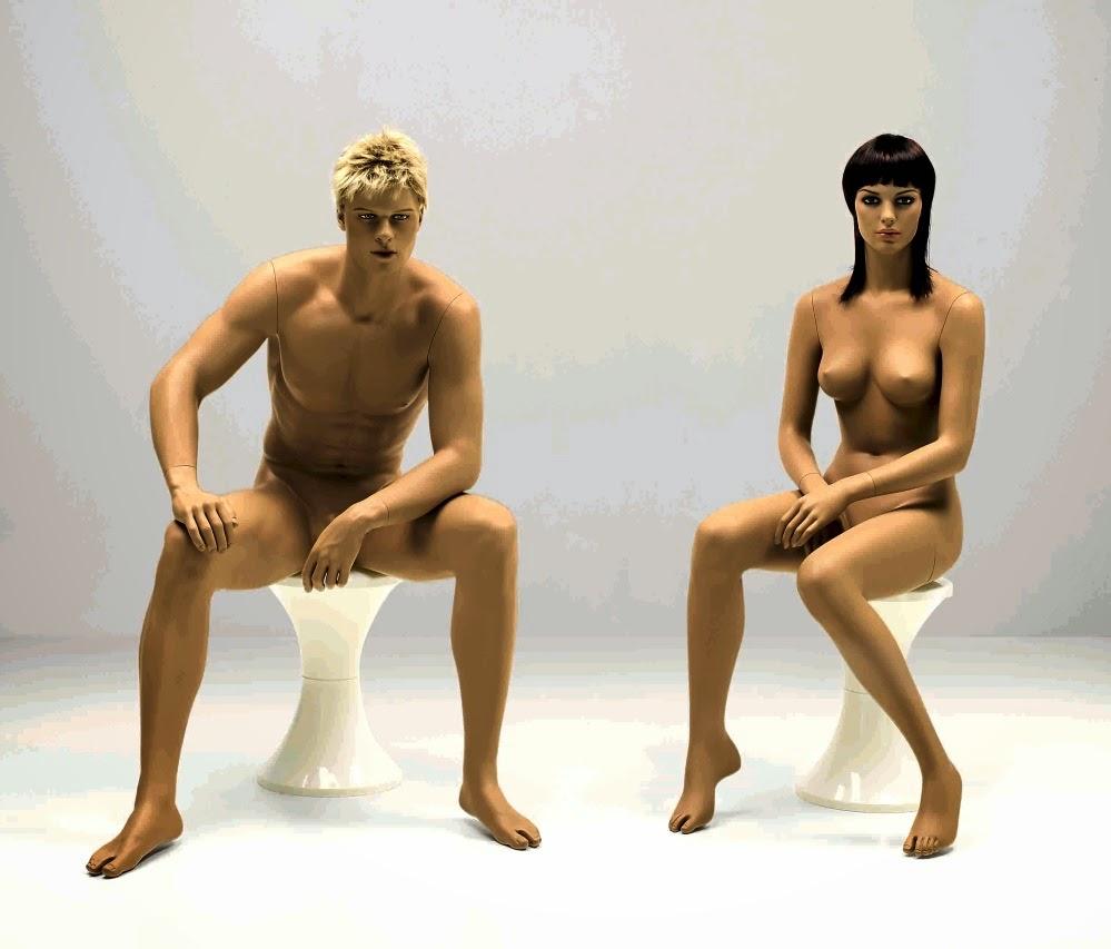 El diario de los penes: Fotos de hombres normales desnudos