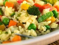 Arroz com Legumes (vegana)