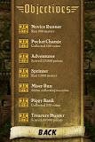 Temple Run Objectives