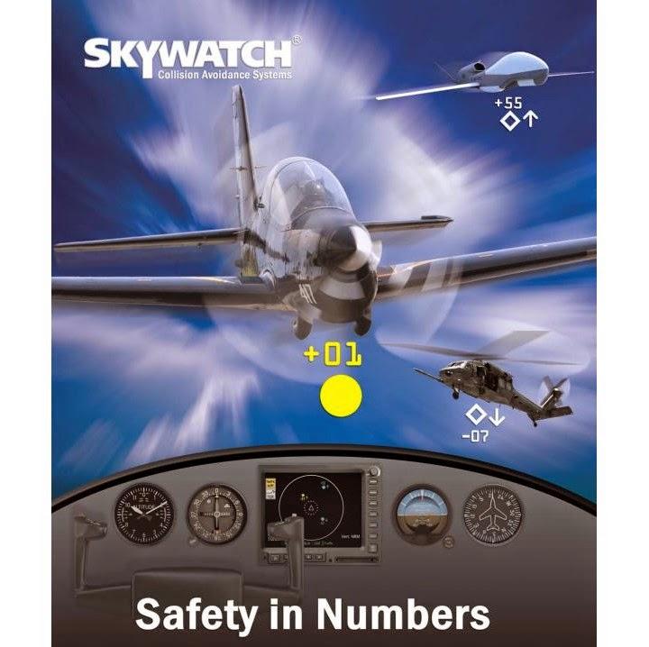 SKYWATCH® системы предупреждения столкновений