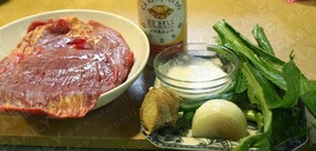 Cách làm món thịt Bò xào lăn ngon hấp dẫn 2