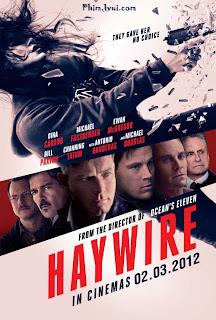 Phim Người Đẹp Báo Thù - Haywire [Vietsub] Online