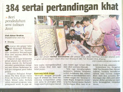 Berita Harian Oktober 2012