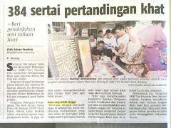 Berita Harian Oktober 2012