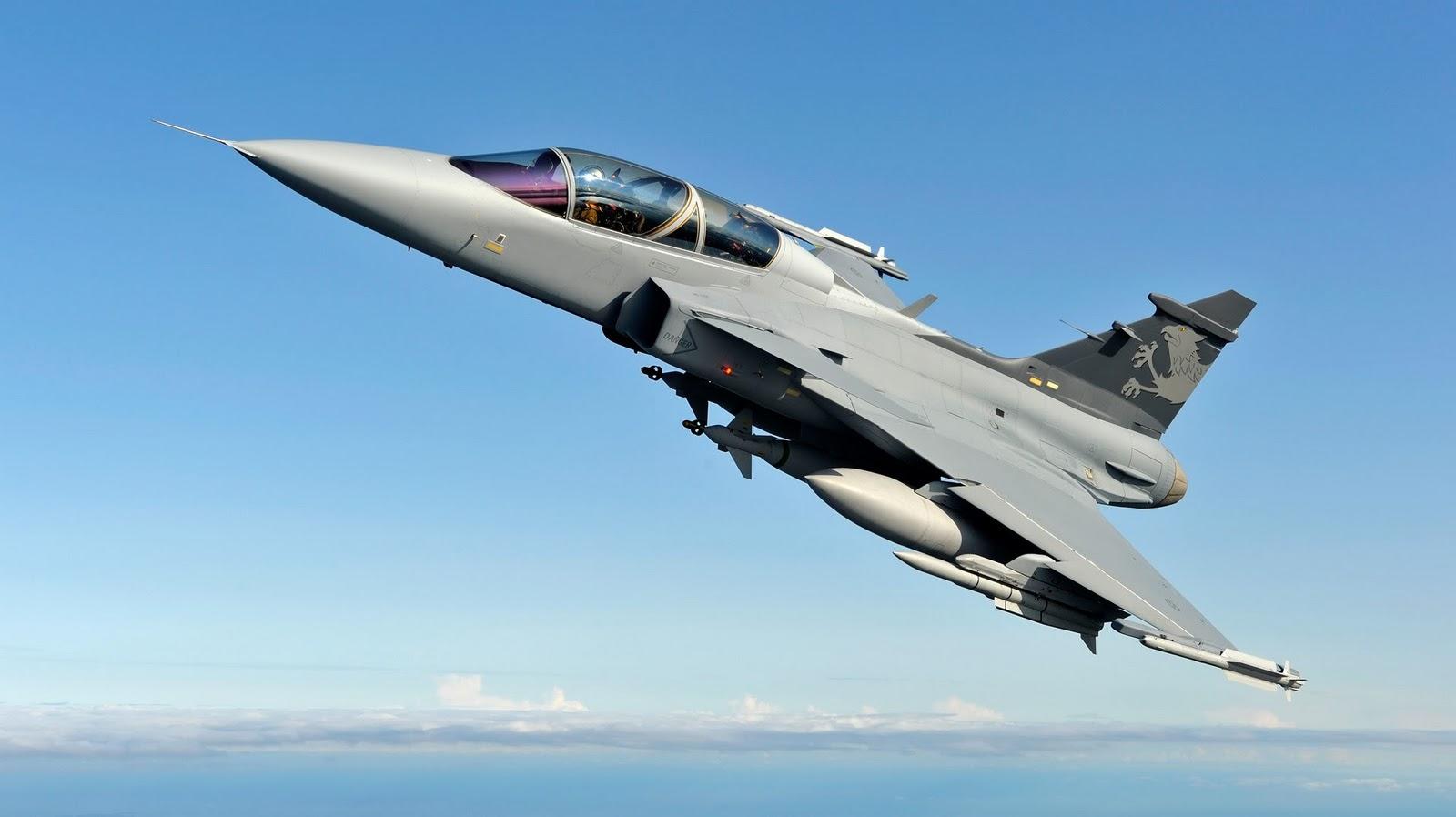 """الجزائر ترفض عرضا فرنسيا لتوريد طائرات """"رافال"""" وتختار مقاتلات """"غريفون"""" السويدية - صفحة 4 Jas-39_gripen_ng"""