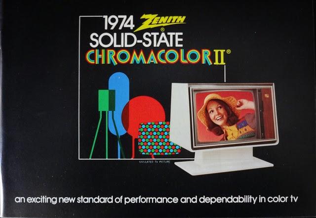 70s Zenith TV