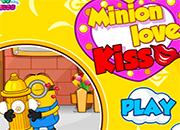 juego Minion Love Kiss