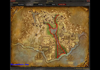Herbalism in Uldum Where to Farm herbs Whiptail Respawns World of Warcraft Find Search