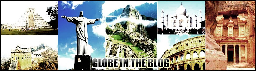 GLOBE IN THE BLOG