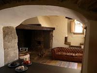 Diseño de interiores rústico dormitorio