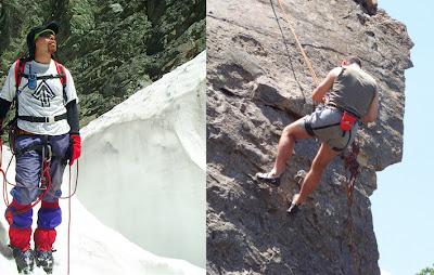 Reyvnir, sobre los hielos y sobre las rocas...