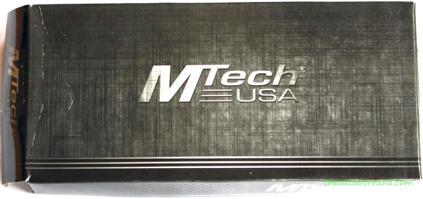 MTECH MT-20-30 Fixed Blade Knife: In Box 1