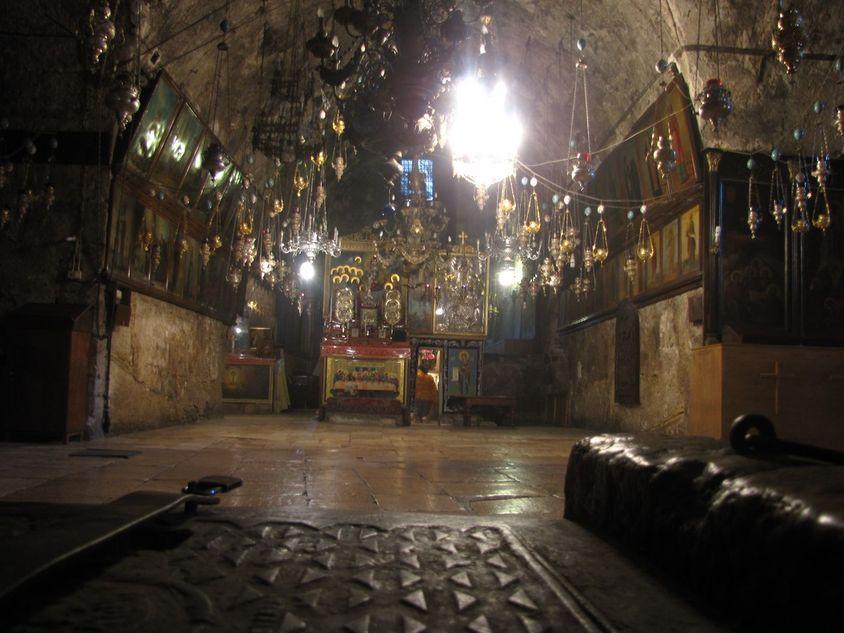 Israel, Jerusalén - Iglesia de La Asunción