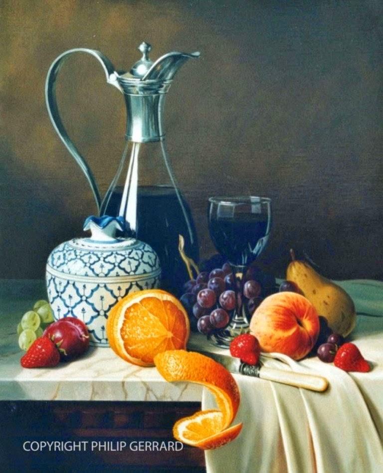 cuadros-bodegones-de-frutas-al-oleo