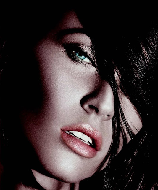 Megan Fox – Giorgio Armani Beauty 2011 Campaign