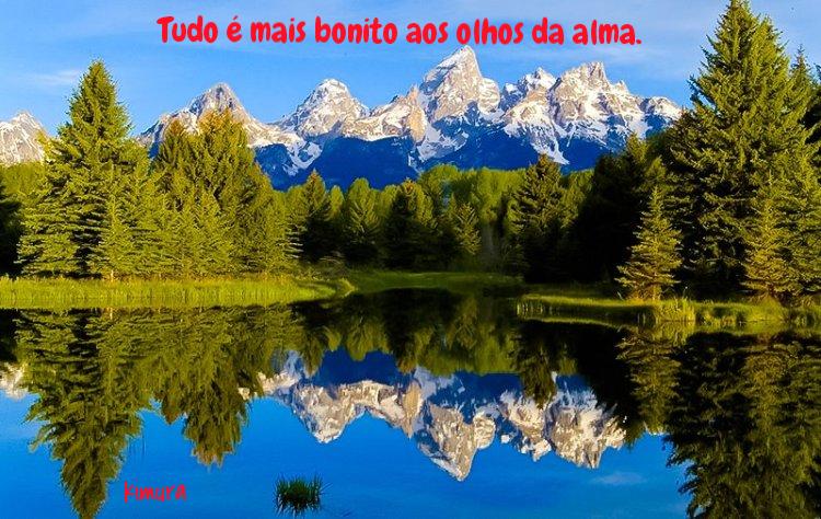 OLHOS DA ALMA