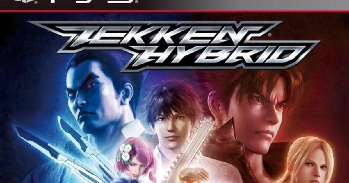 Tekken Hybrid   Free PS3 ISO Games Download