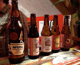New Belgium Asheville - Bruisin' Ales