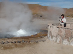 Geysers del Tatio - Chile