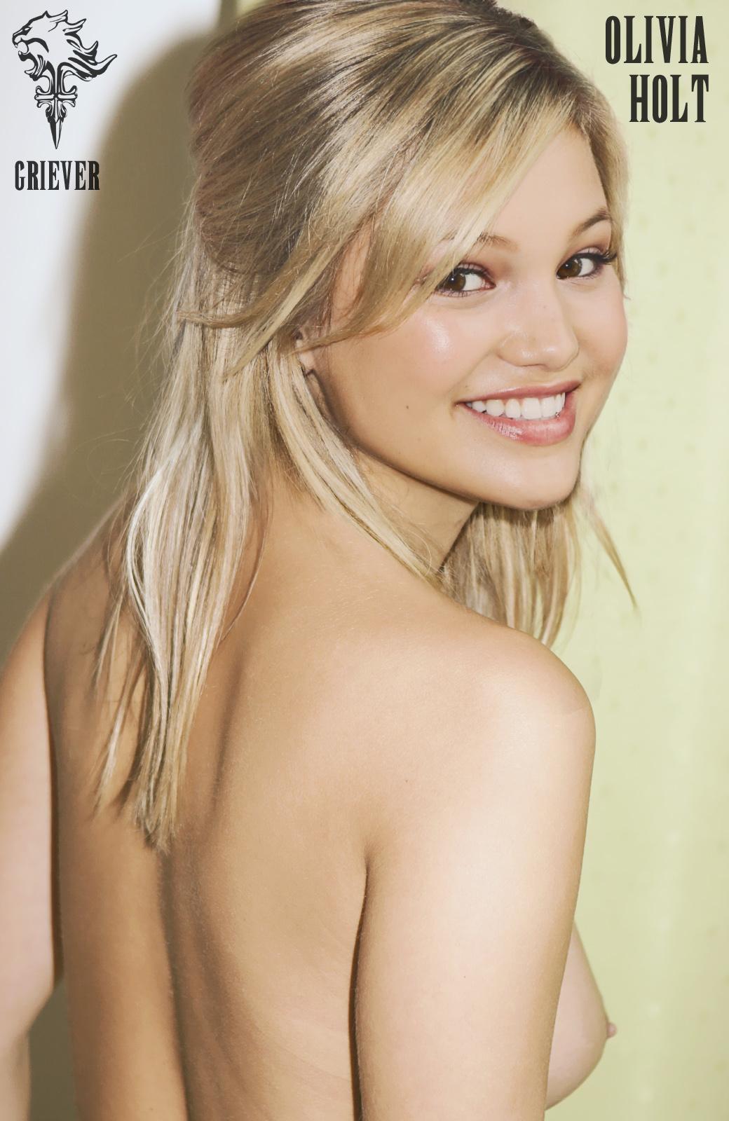 Olivia Holt Nude
