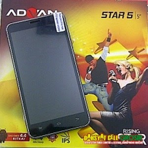 Advan Start Note S5L baru