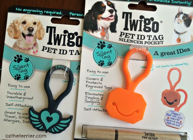 Twigo Tags Pet IDs made easy