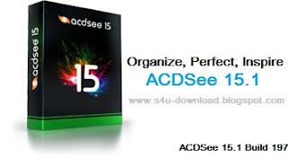 ACDSee 15.1 Build 197