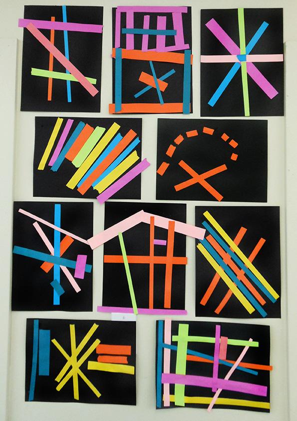 Line Art Kindergarten : Bitz n bytz kaseberg art residency exploring