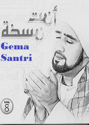 Album Syech Abdul Qodir Assegaff Vol. 8-gema santri