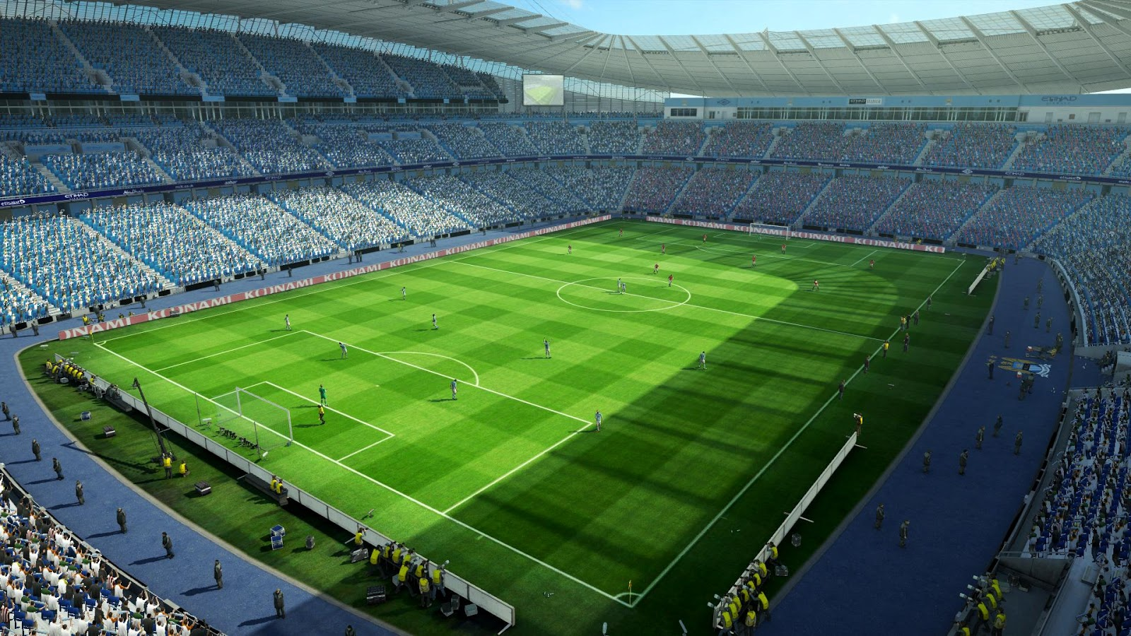 etihad stadium - photo #3