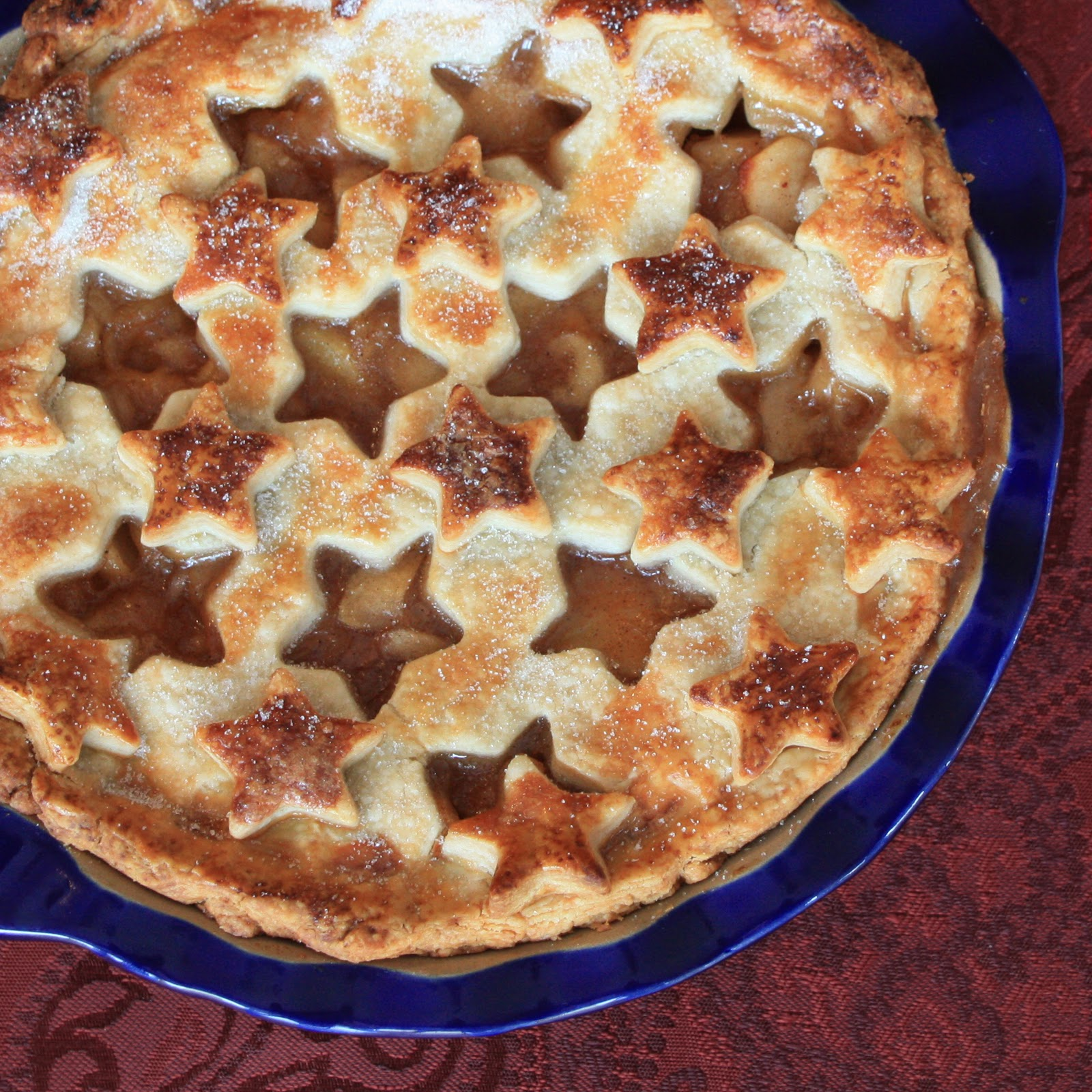 Sprinkle Charms: Old-Fashioned Apple Pie