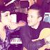 Lady Gaga se encuentra con RedOne en estudio de grabación!