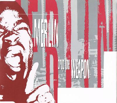 Merlin – Drop The Weapon / Weekend Girl (CD EP) (1989) (320 kbps)
