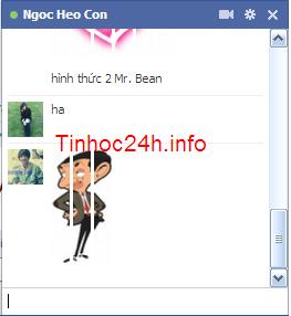 bieu tuong chat facebook