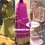 Gamis Ghumaisyah Set SOLD OUT