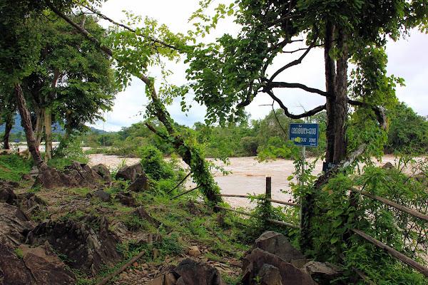 Li Phi Falls Laos