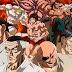 Grappler Baki - Os melhores lutadores do mundo se enfrentam