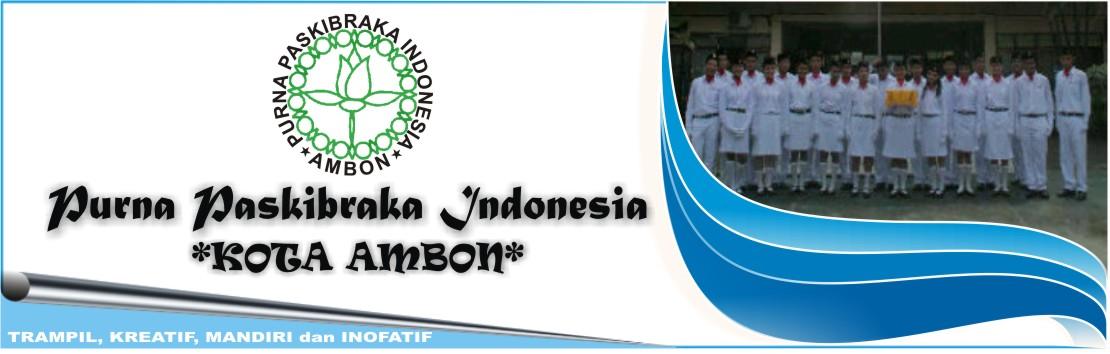 Purna Paskibraka Indonesia *KOTA AMBON*