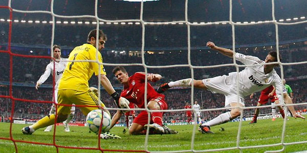 Video Penalti Real Madrid Vs Bayern Munchen Hasil Semifinal Liga Champions 2012