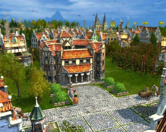 Anno 1701 PC Full Español Gold Edition
