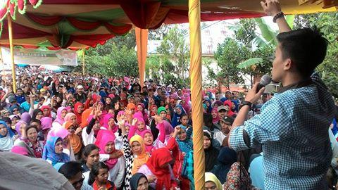 Pemuda Tanah Kampung Siap Menagkan Fesbuker
