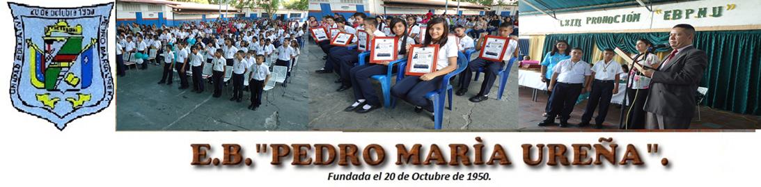 Escuela Bolivariana Pedro María Ureña