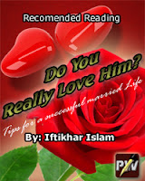 Do You Really Love Him? - Passionate Writers - Iftikhar Islam