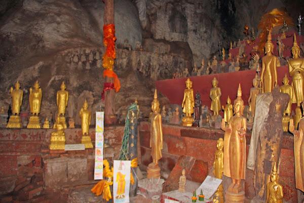 Pak Ou -Höhlen - Luang Prabang