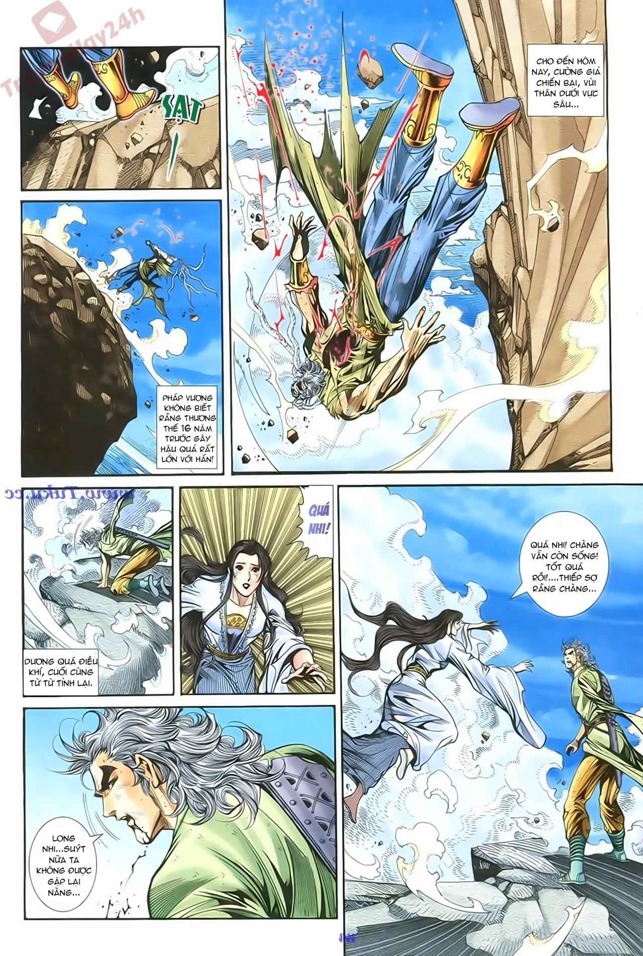 Thần Điêu Hiệp Lữ chap 86 – End Trang 32 - Mangak.info
