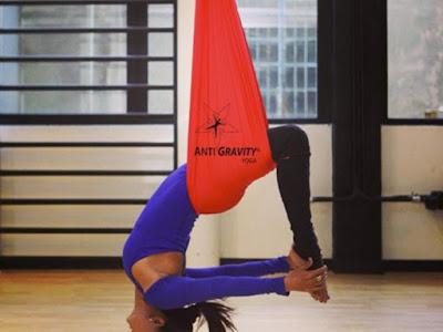 buongiornolink - Cos'è l'antigravity yoga