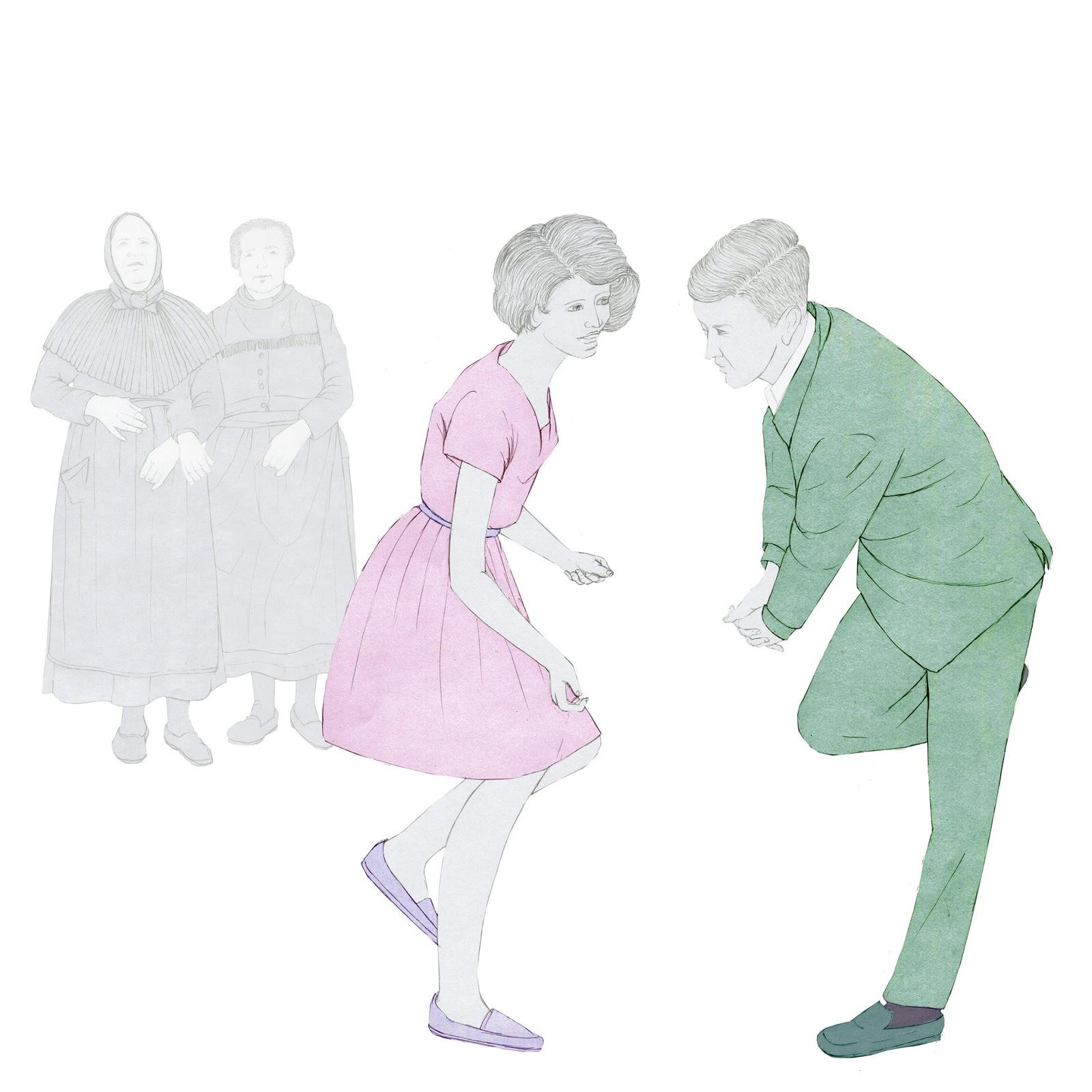 yeye, baile, cambios, años 60