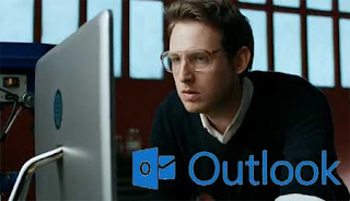 outlook correo mensajes eliminados