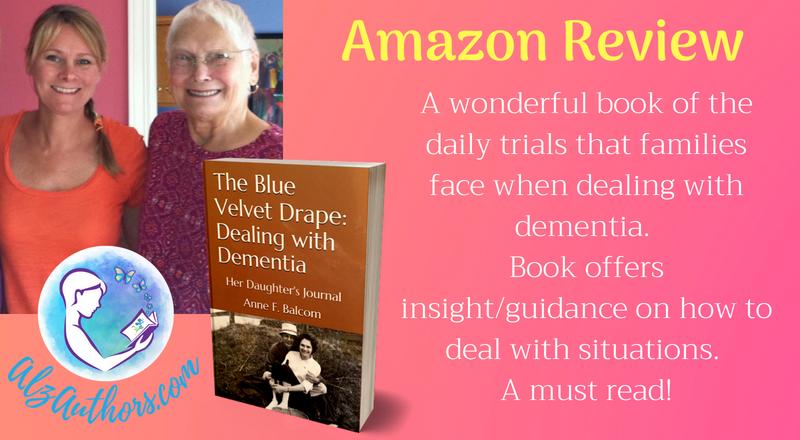The Blue Velvet Drape:  Dealing with Dementia